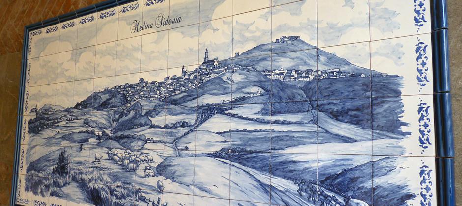 Murales de cer mica artesanal xavier claur galer a 3 de murales de cer mica - Murales de ceramica ...